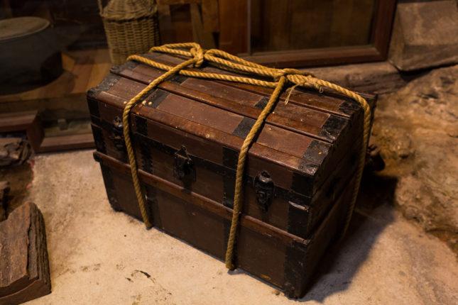 south australian maritime museum treasure chest