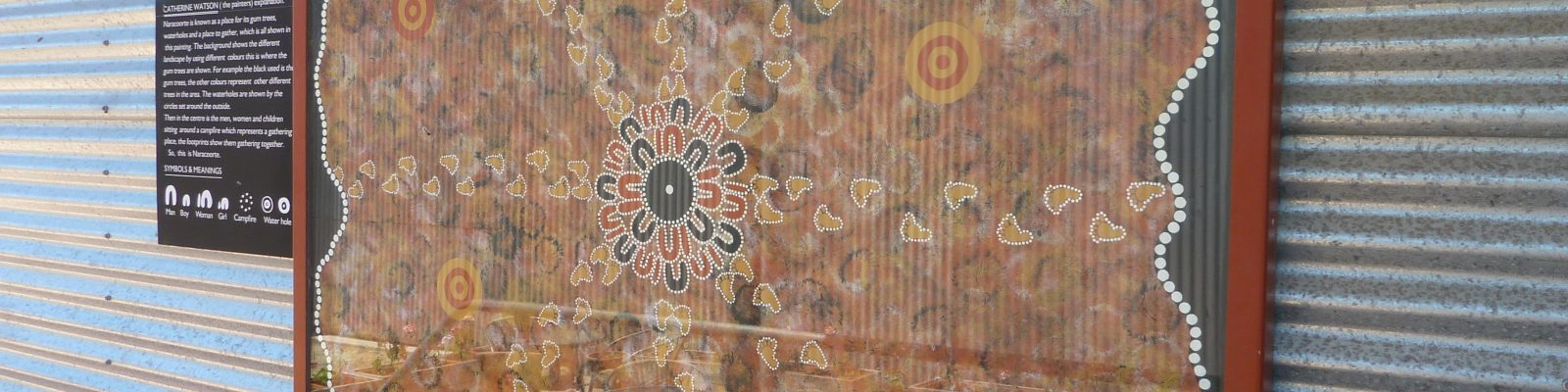 Image of Aboriginal Artwork